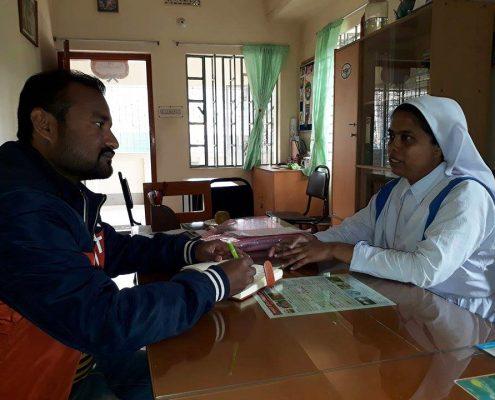 Alamin er vår lokale representant i Bangladesh