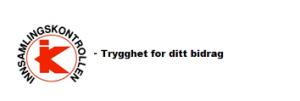 Norsk Bangladesh Fadderforening - Innsamlingskontrollen logo.