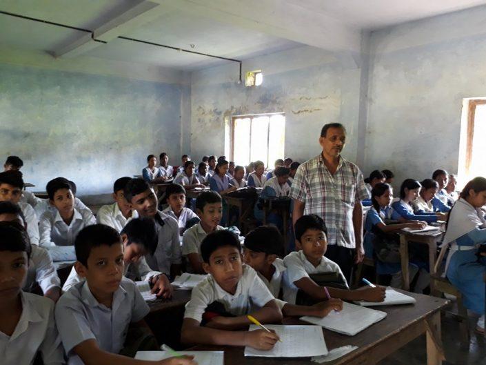 Norsk Bangladesh Fadderforening. Mange barn får utdanning fra Agrasara.