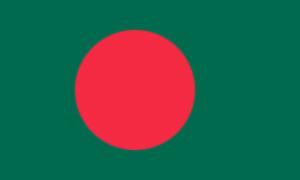 Bangladesh flagg
